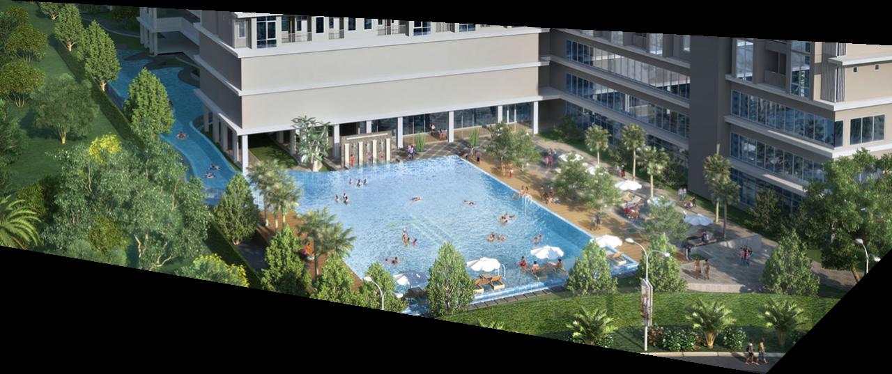 Apartemen terjangkau salemba jakarta pusat - Capitol Park Fasilitas Lengkap