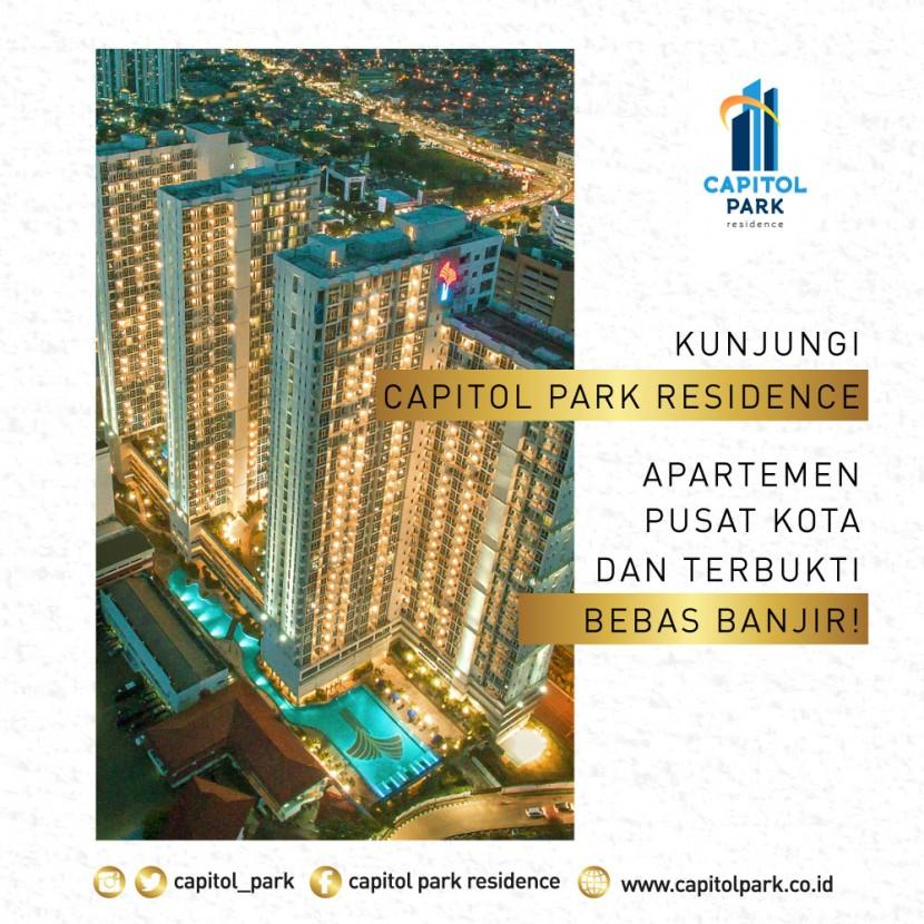 Capitol park residence salemba jakarta pusat - Announcement - Jan 2020