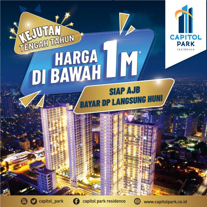 Capitol park residence salemba jakarta pusat - Mid Year Surprise - July 2020