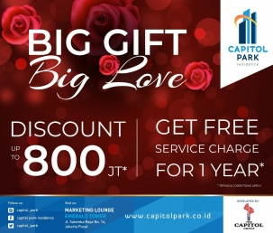 Capitol Park News - Big Gift Big Love - Feb 2019
