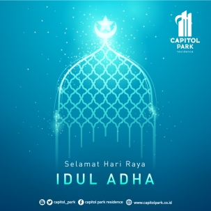 Capitol Park News - Idul Adha - July 2020