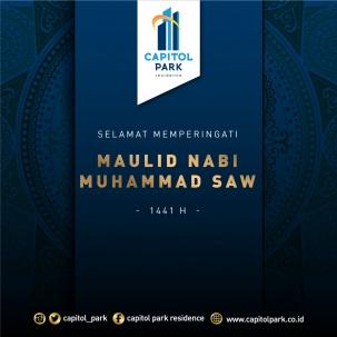 Capitol park residence salemba jakarta pusat news - Maulid Nabi Muhammad SAW - Nov 2019