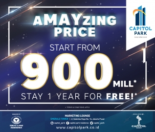 Capitol Park News - aMAYzing Prices - May 2019