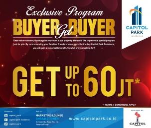 Capitol park residence salemba jakarta pusat news - Buyer Get Buyer