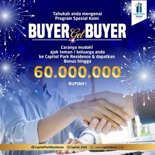 Capitol park residence salemba jakarta pusat news - Buyer Get Buyer - Jan 2021