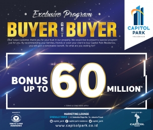 Capitol Park News - Buyer get Buyer - May 2019