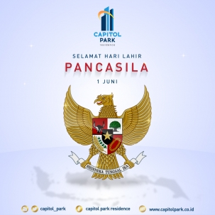 Capitol Park News - Pancasila's Day - June 2020