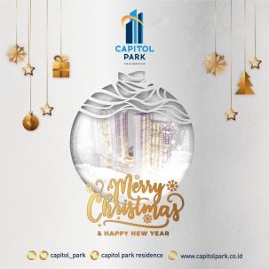 Capitol park residence salemba jakarta pusat news - Merry Christmas - Dec 2019