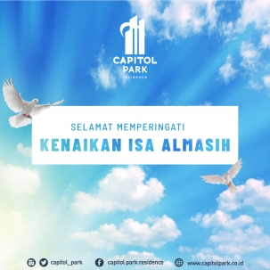 Capitol park residence salemba jakarta pusat news - Ascension Day - May 2020