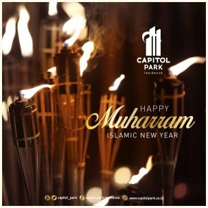 Capitol park residence salemba jakarta pusat news - Happy Muharram - Sept 2019