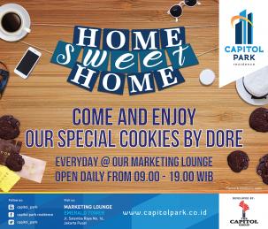 Capitol park residence salemba jakarta pusat news - Home Sweet Home