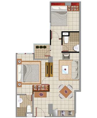 Sewa apartemen Maps BET sapphire di menteng